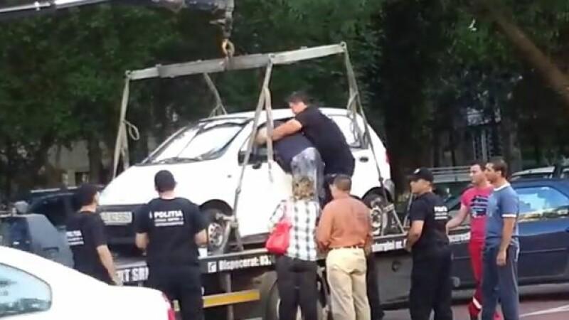 Ridicat masina