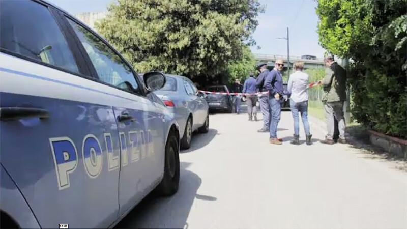 politisti italieni ancheta Florenta