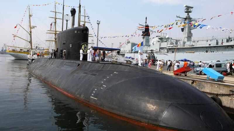 submarin constanta