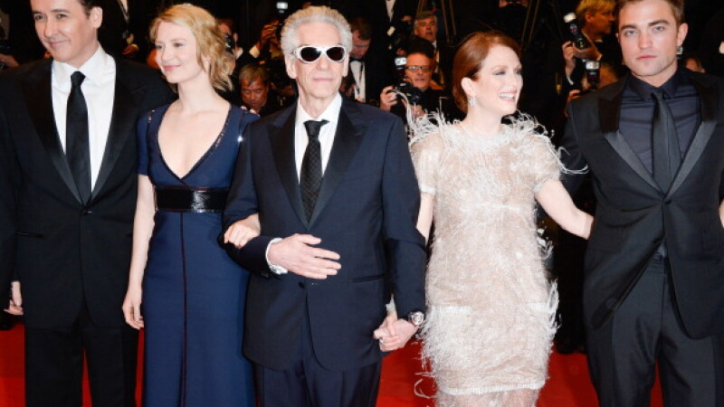 David Cronenberg impresioneaza cu noul film la Cannes. Maps to the Stars, o poveste despre lacomie si incest la Hollywood