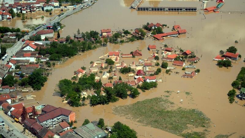 inundatii balcani