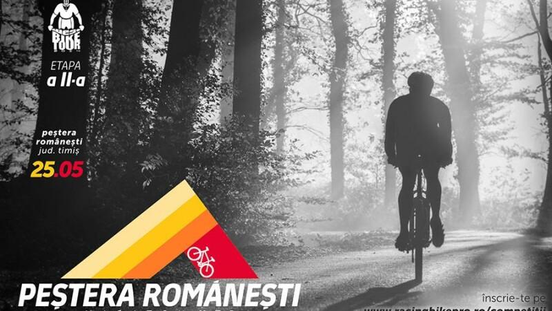 competitie ciclism, Pestera Romanesti