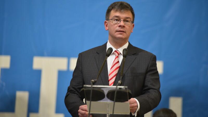 Mihai Razvan Ungureanu, numit consilier personal al presedintelui Iohannis.