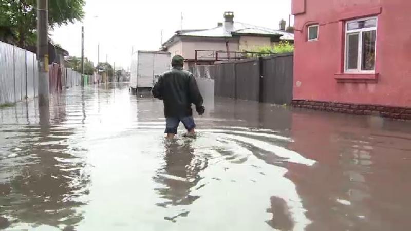 galati inundatii