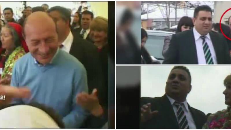 Familia Basescu, Clanul Bercea