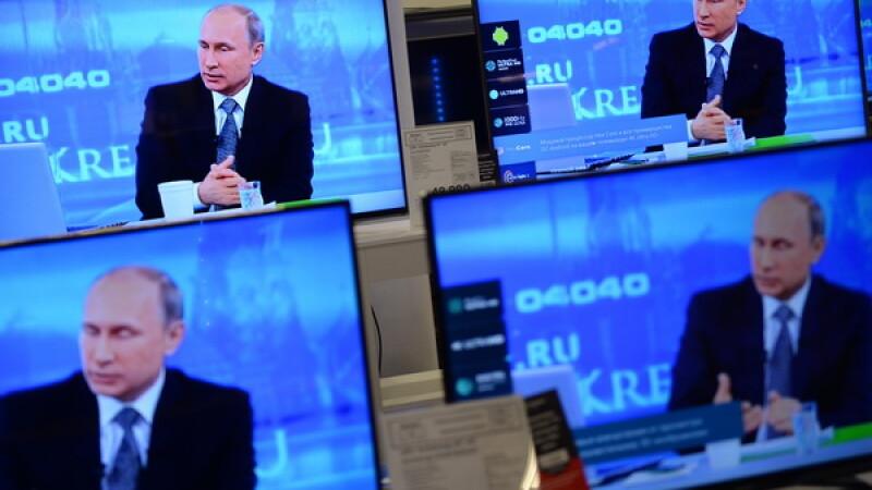 Vladimir Putin - Agerpres