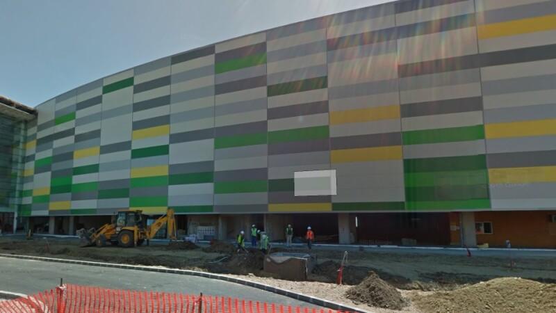 mall, Arad