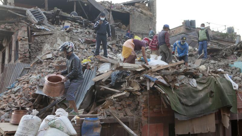 nepal getty