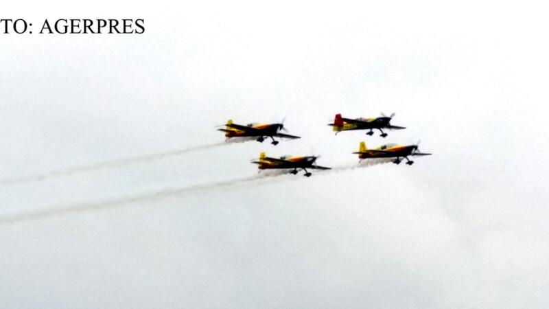 avioane acrobatice, Soimii Romaniei