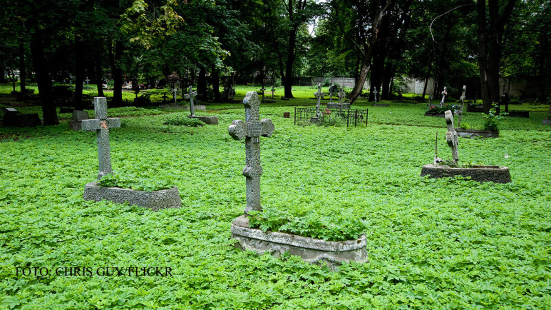 cimitir in Rusia