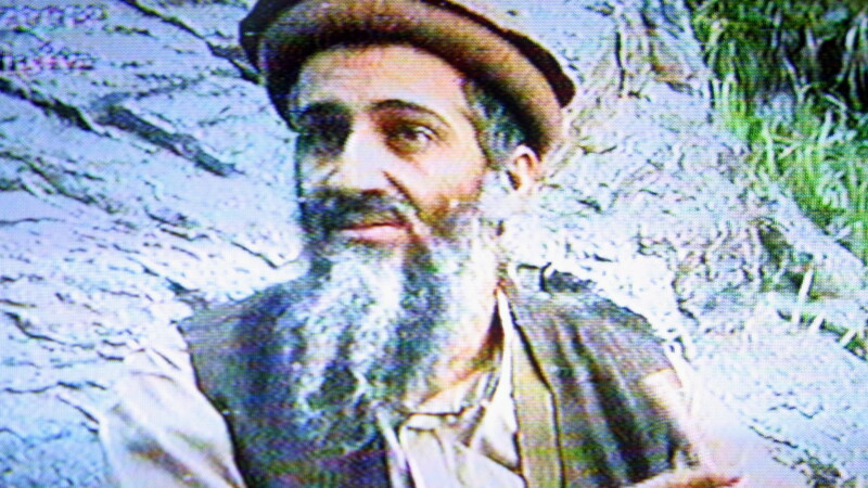 Osama ben Laden - GETTY