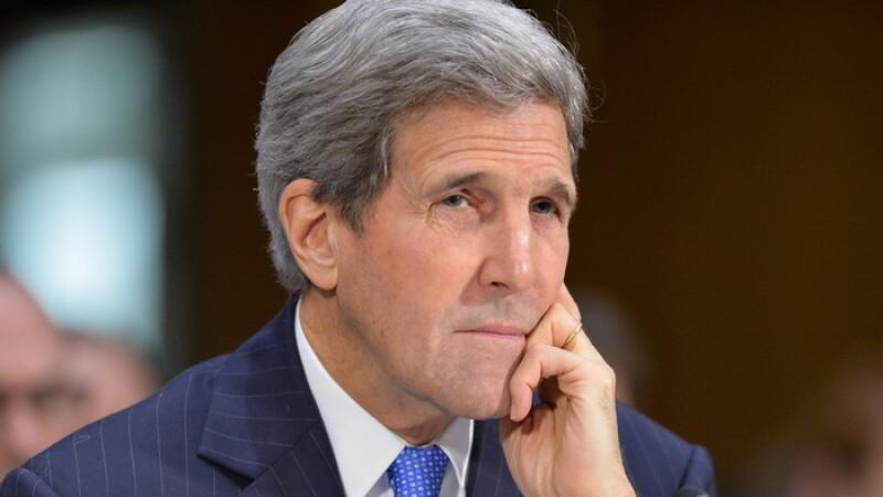 John Kerry - Agerpres