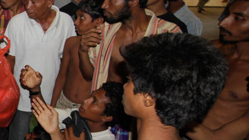 imigranti rohingya din Myanmar