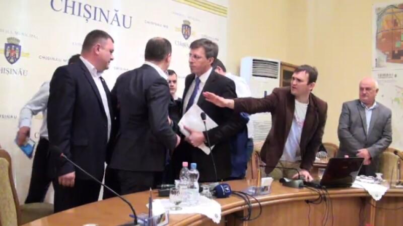primar Chisinau