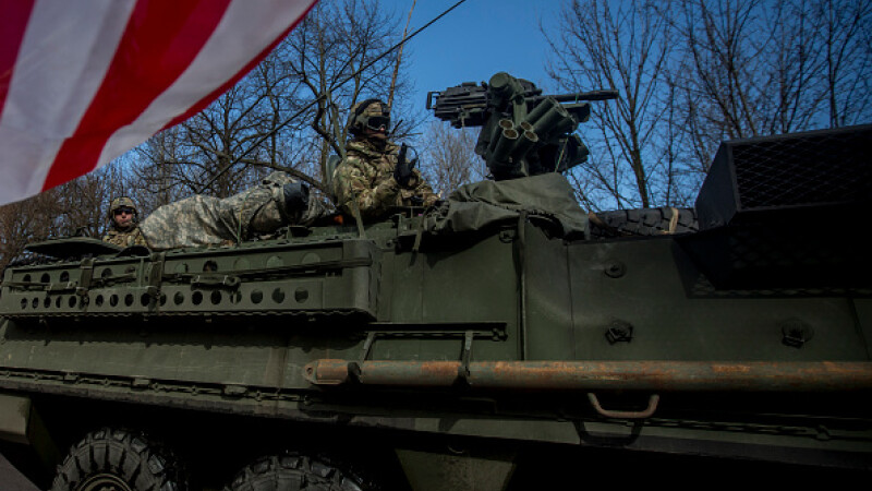 Nato - getty