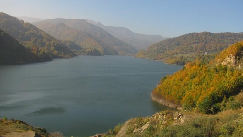 Lacul Siriu - Silviu