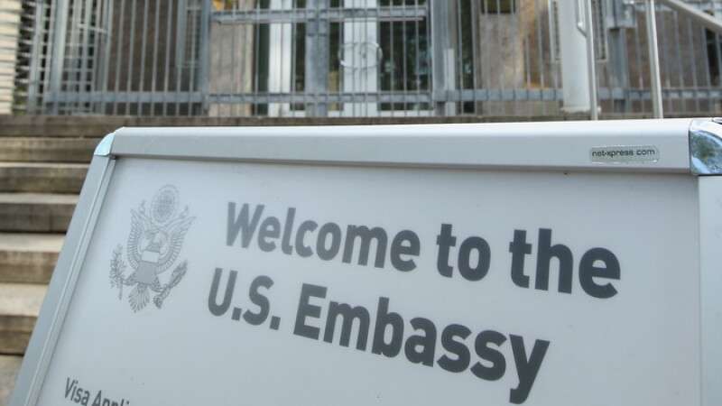 ambasada sua - getty