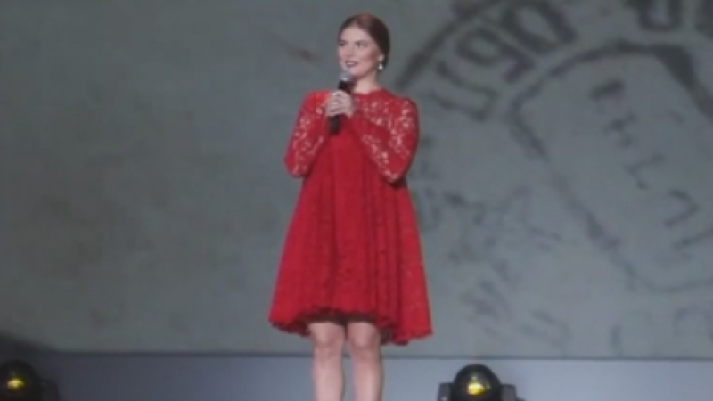 Alina Kabayeva - stiri