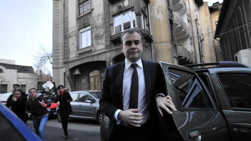 Darius Valcov, sub control judiciar in al treilea dosar. Procurorii au pus sechestru pe mobila din hotelul sau