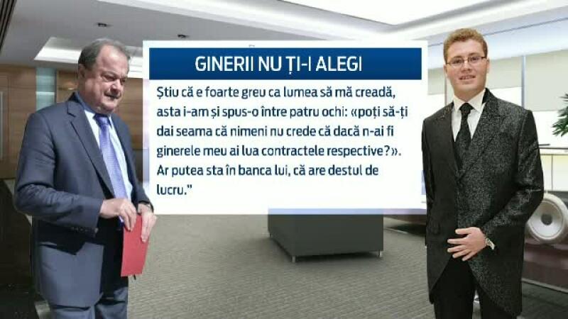Ginerele lui Vasile Blaga, retinut de procurori. Este acuzat de o evaziune fiscala de 500.000 de euro