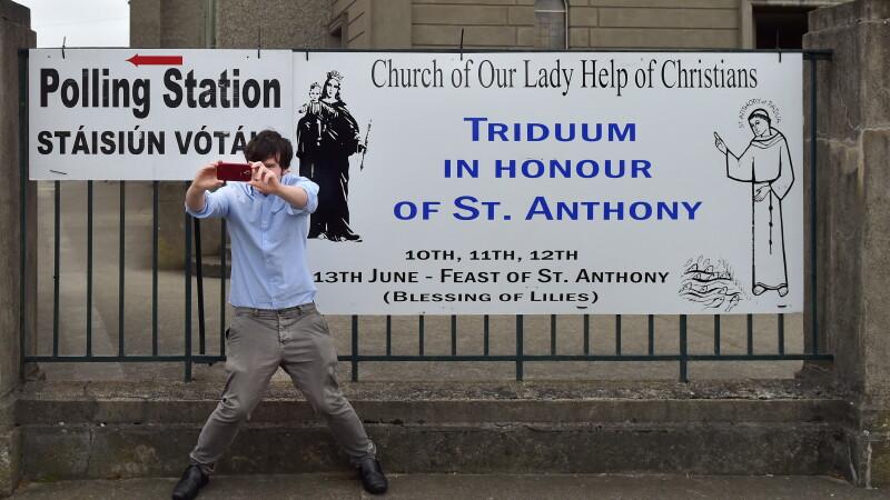 Referendum in Irlanda - GETTY