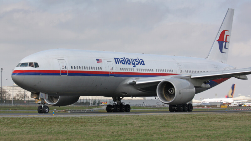 Malaysia Airlines - Shutterstock