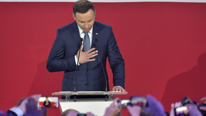 Președintele Poloniei a promulgat Legea Holocaustului. Pedeapsa cu închisoarea, eliminată