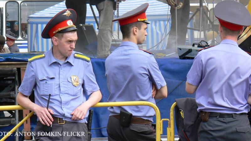 politisti prosti din Rusia