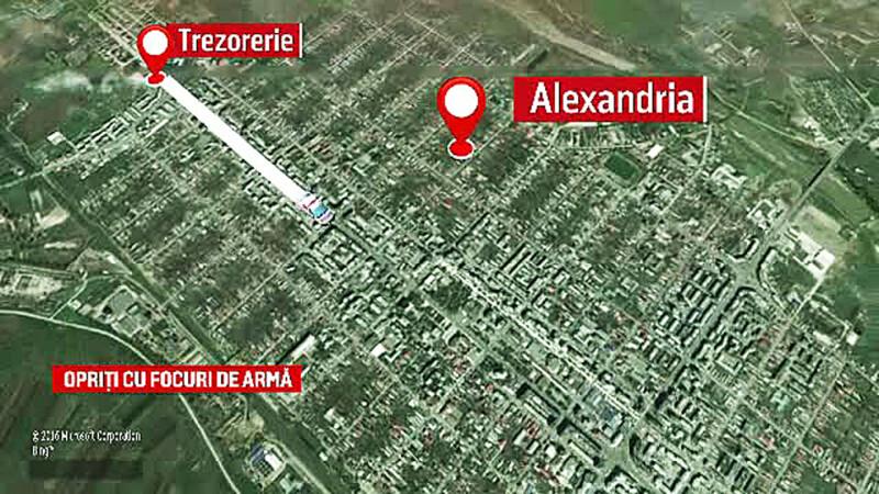 urmarire Alexandria