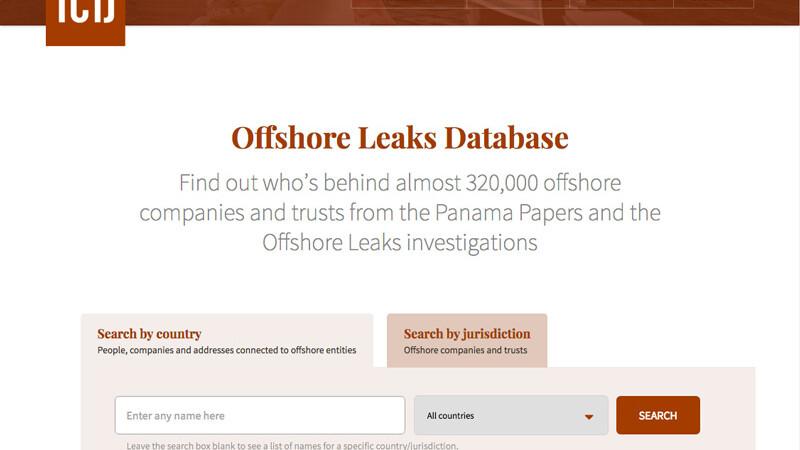 Documente publicate online in scandalul Panama Papers. Baza de date contine 214.000 de nume