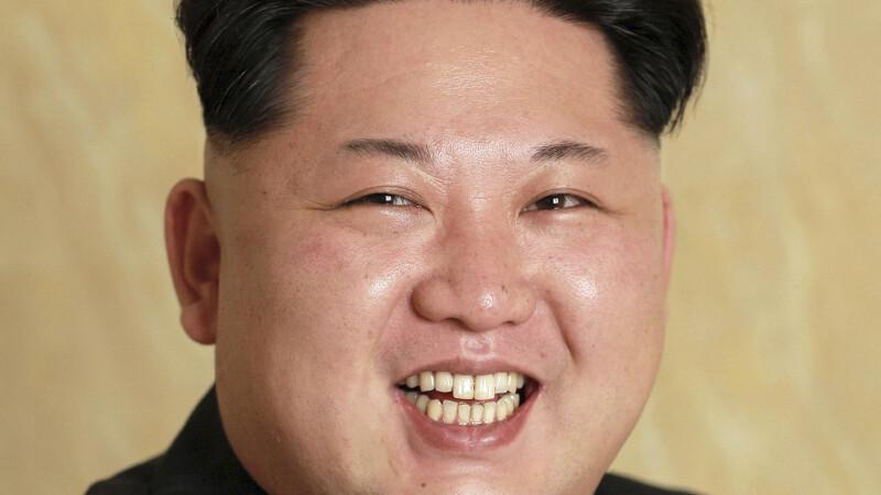 Cum arata Kim Jong-un fara niciun pic de Photoshop. Imaginea la rezolutie mare publicata de Coreea de Nord