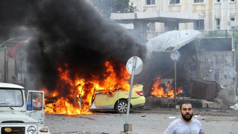 explozii in Siria - Agerpres