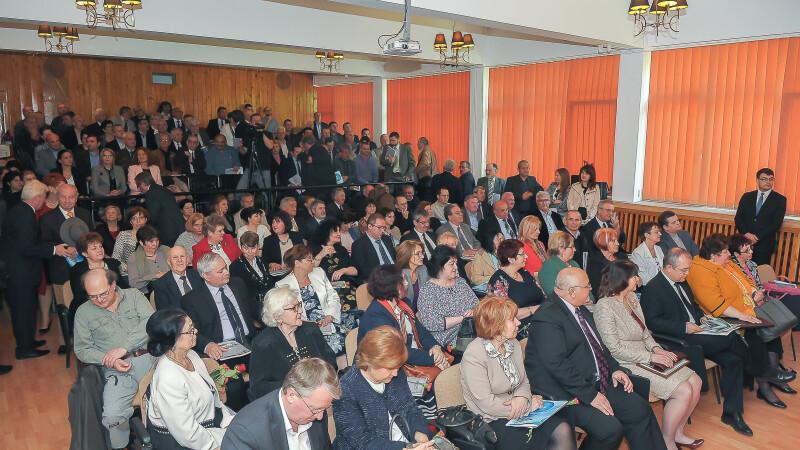Colegiul Tehnic Energetic din Cluj-Napoca a sarbatorit 50 de ani de la infiintare