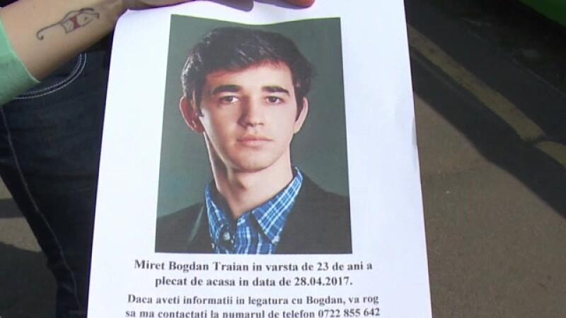 Un student la Automatica este dat disparut.