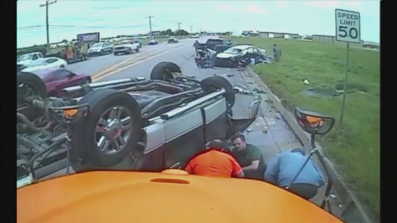 accident, Oklahoma, Statele Unite