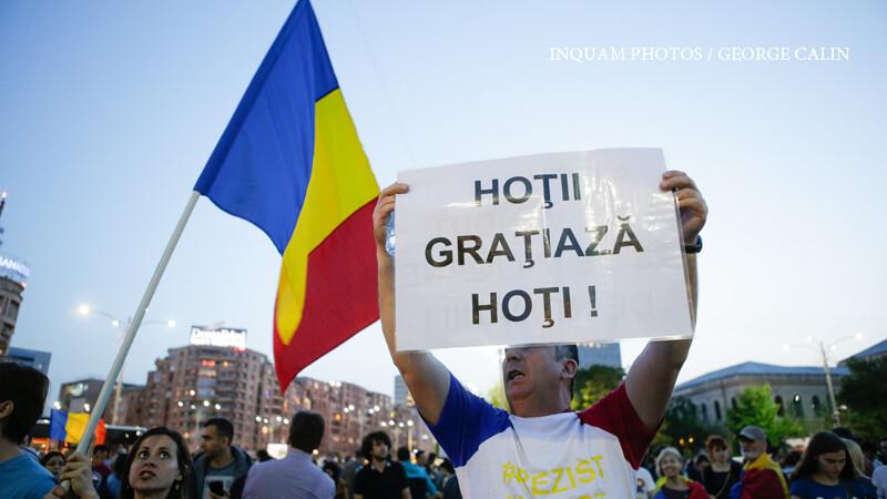 proteste coruptie