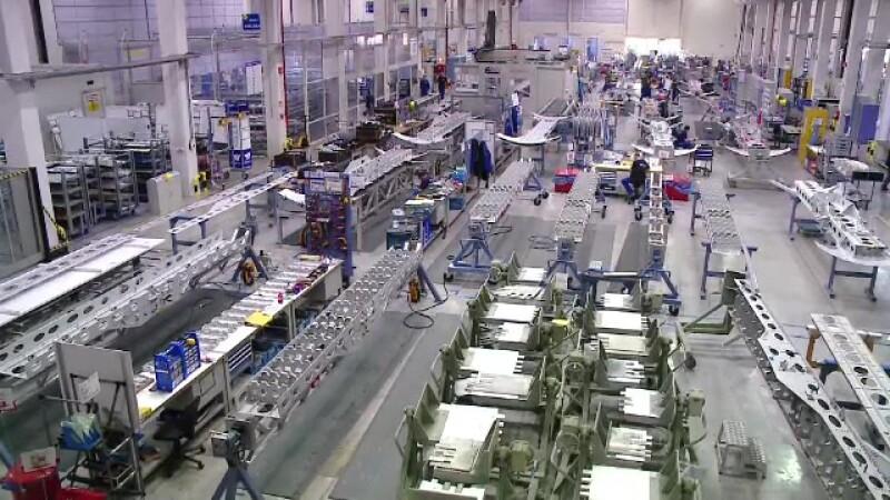 Romania a inregistrat o crestere a productiei