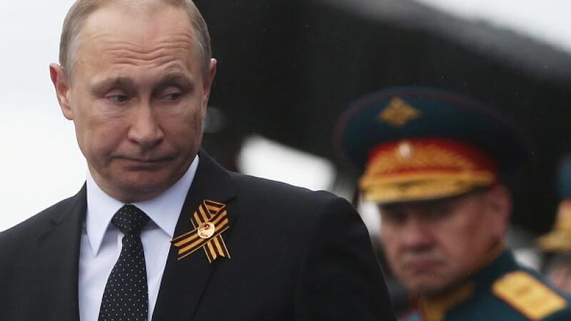 Vladimir Putin a ordonat retragerea trupelor rusești din Siria
