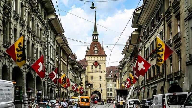 Berna, Elvetia