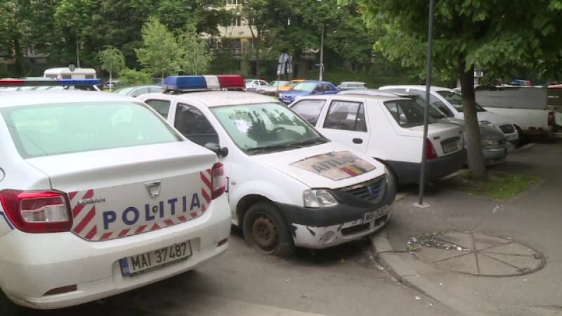 masini politie