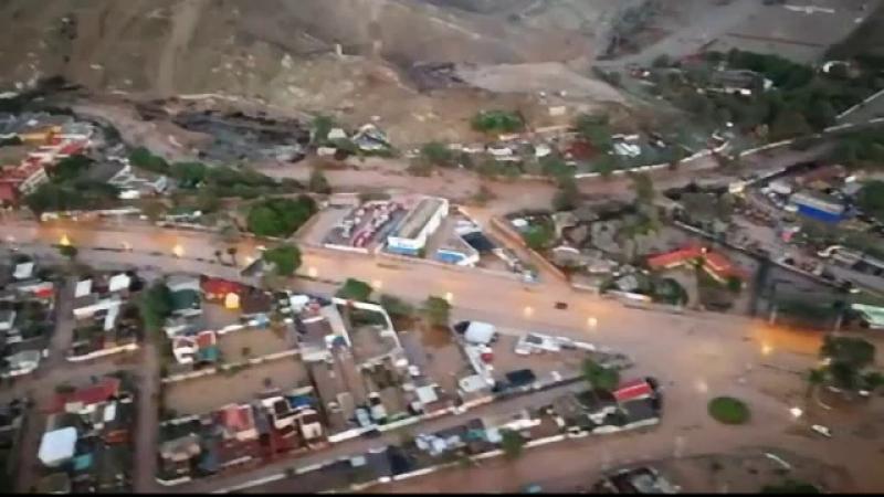 inundatii Atacama, stiri