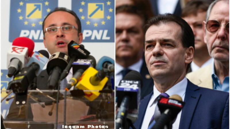 Cristian Busoi, Ludovic Orban