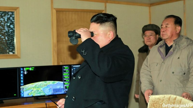 Coreea de Nord, lansare racheta intermediara