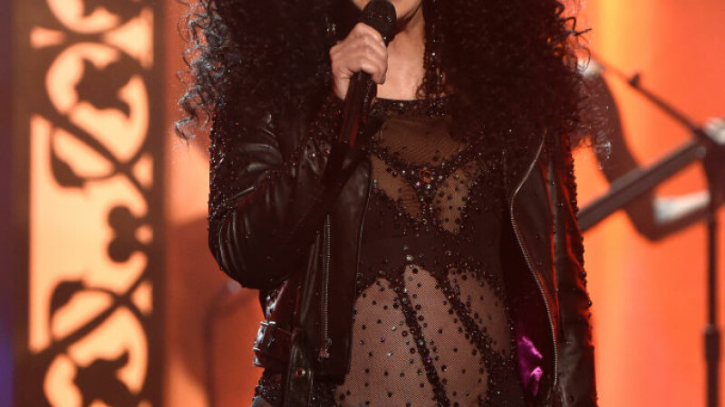 Cher - Getty Images