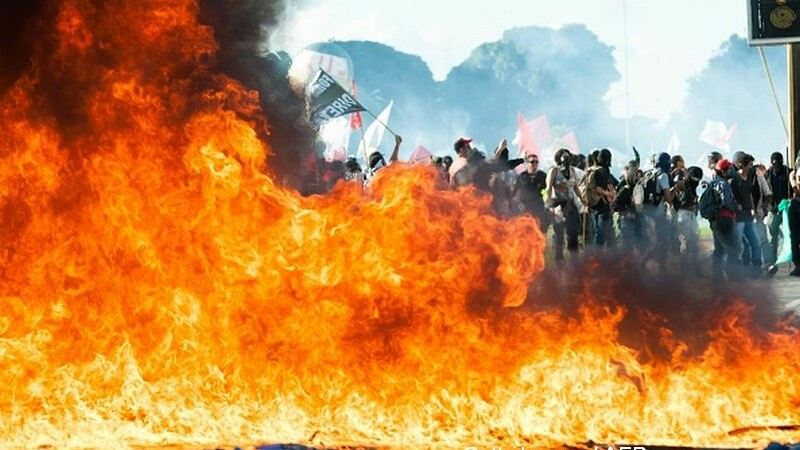 brazilia proteste