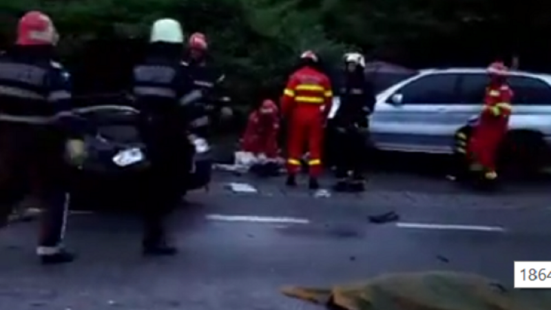 accident viceprimar Caransebes