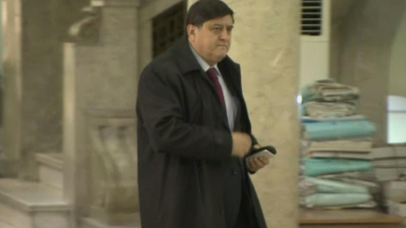 Fostul ministru al Energiei Constantin Nita, condamnat la 4 ani de inchisoare.