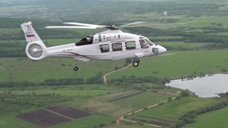 elicopterul rusesc Ka-62