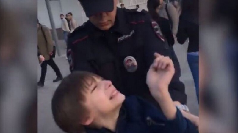 copil rusia