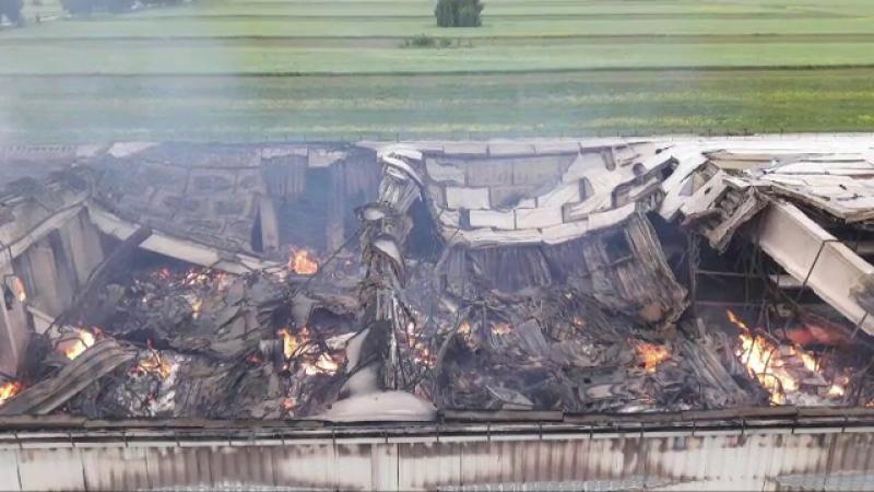 Cat de mare este paguba si ce documente s-au pierdut definitiv in incendiul de la arhiva din Ilfov
